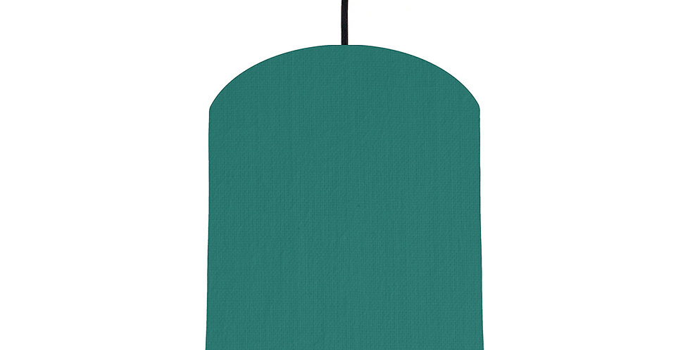 Jade & Turquoise Lampshade - 20cm Wide