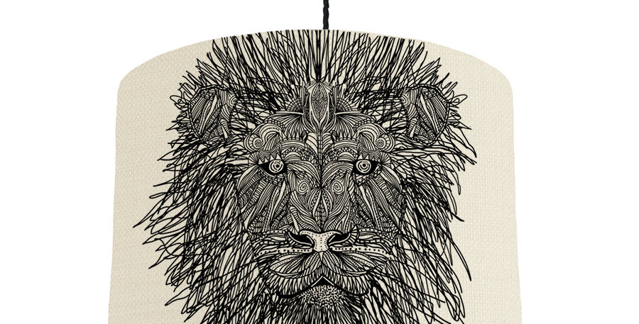 Lion - Natural & Ivory Lining