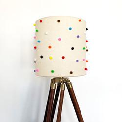 Pom Pom lampshade