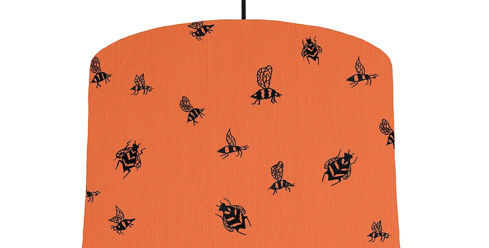 Bumble Bee - Orange Fabric