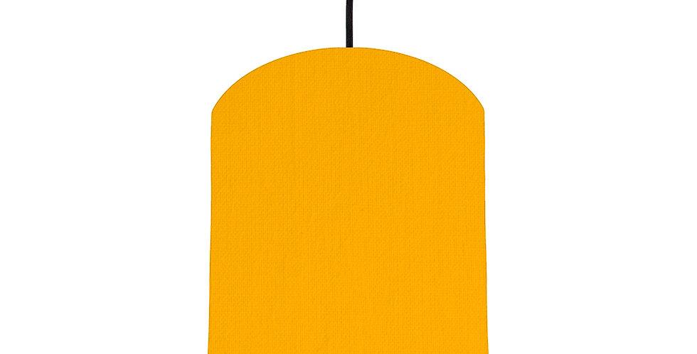 Sunshine & Light Grey Lampshade - 20cm Wide