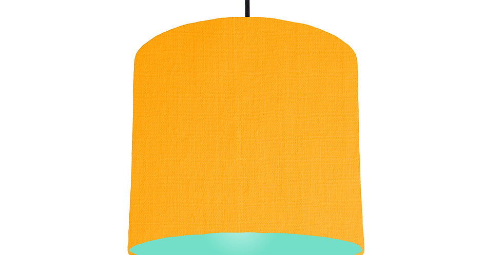 Sunshine & Mint Lampshade - 25cm Wide