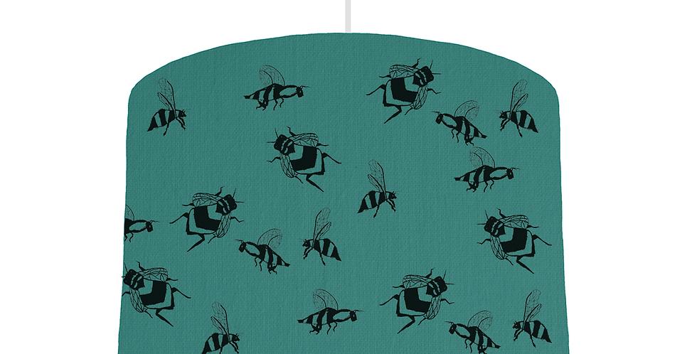 Bee Shade - Jade Fabric