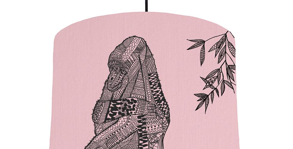 Gorilla - Pink Fabric