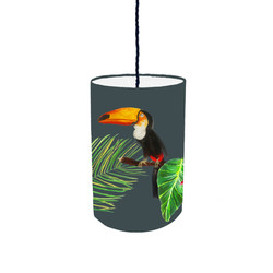 Tropical Rainforest Lampshade