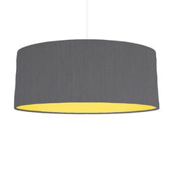 70cm Grey Lampshade