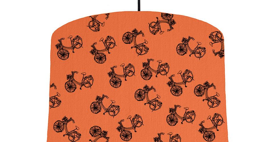 Bike - Orange & White