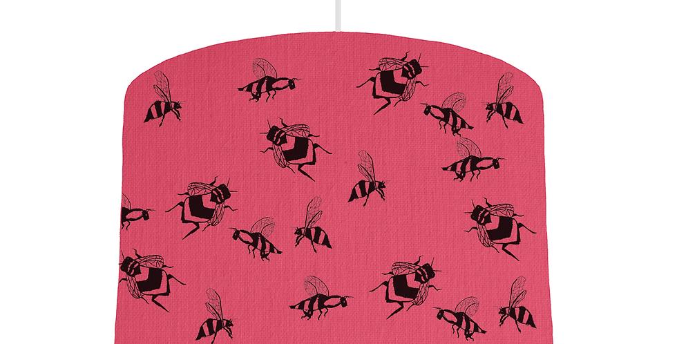Bee Shade - Cerise Fabric