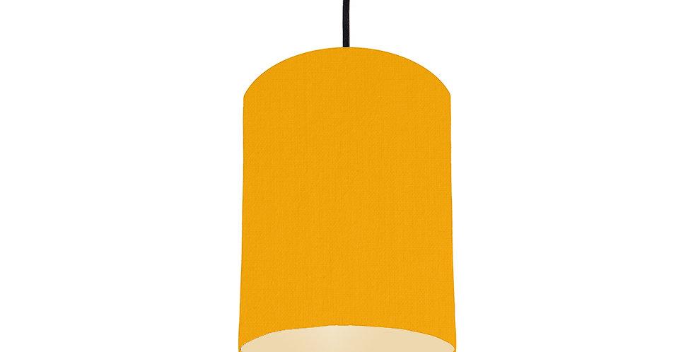 Sunshine & Ivory Lampshade - 15cm Wide