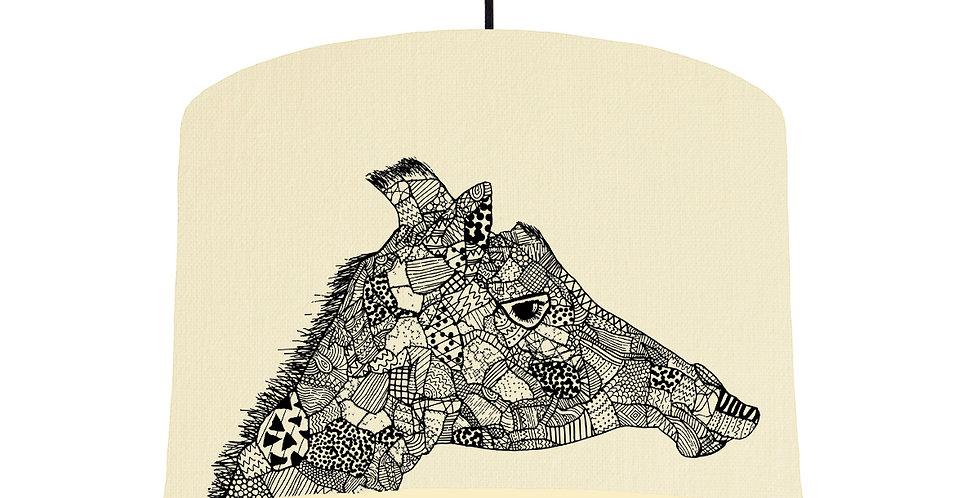 Giraffe - Natural & Ivory