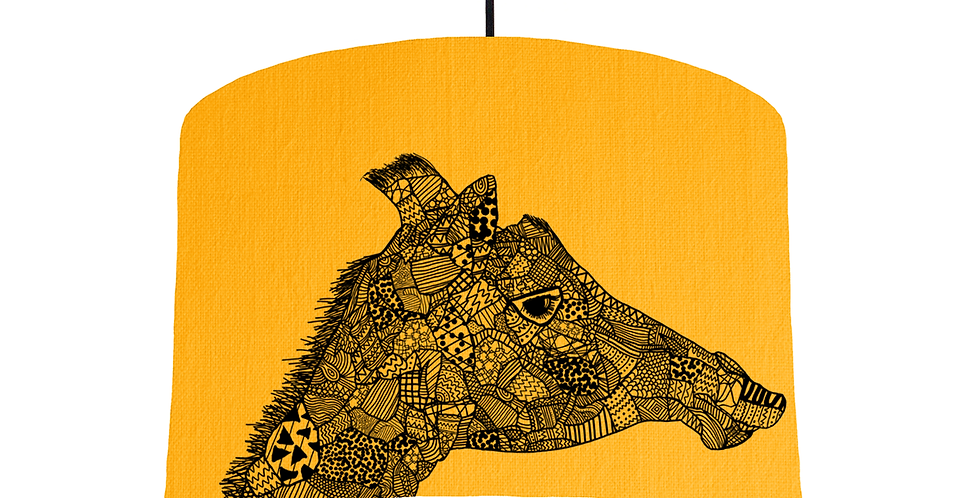 Giraffe - Sunshine Fabric