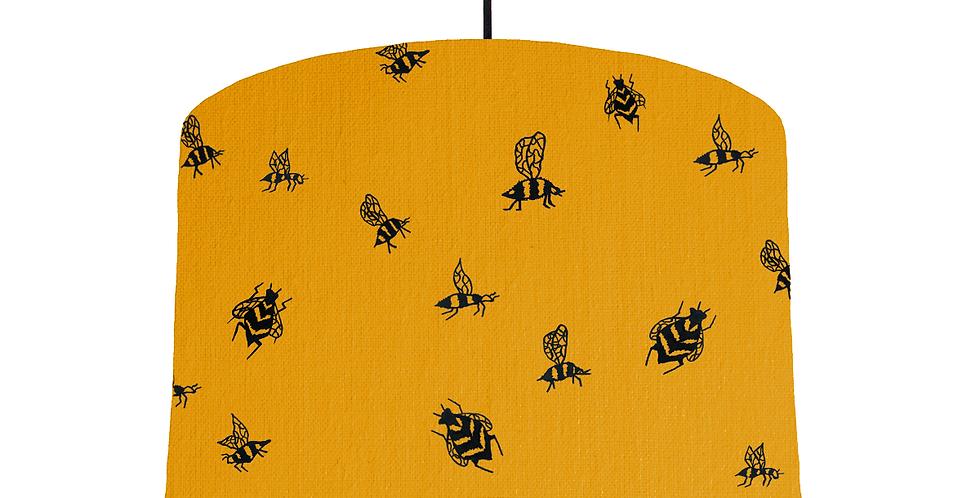 Bumble Bee - Mustard Fabric