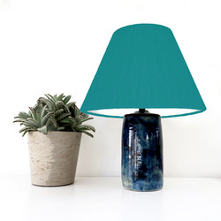 Jade Conical Lampshade