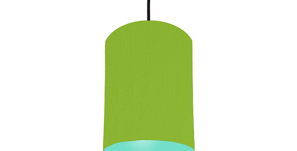 Pistachio & Mint Lampshade - 15cm Wide
