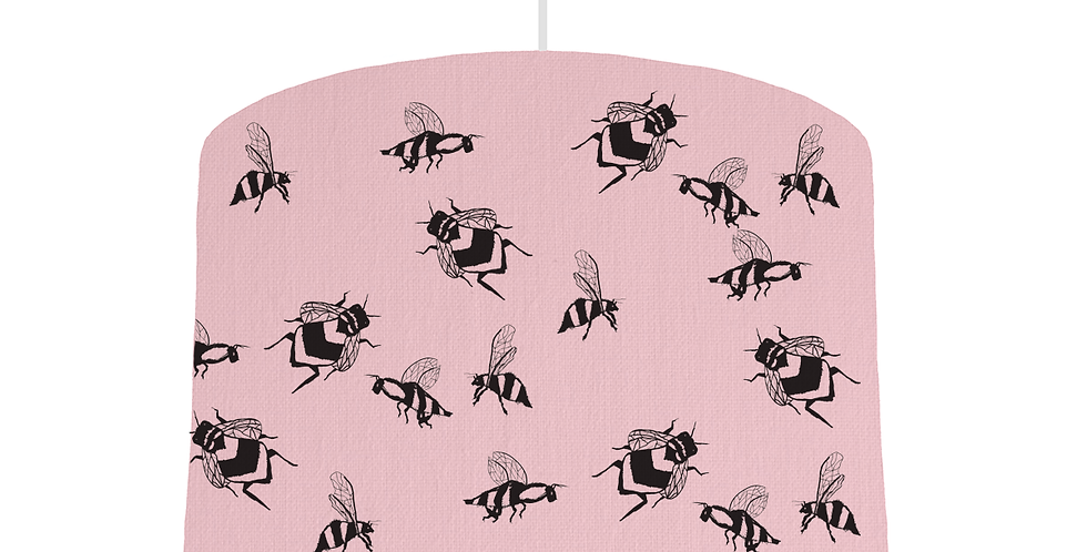 Bee Shade - Pink Fabric