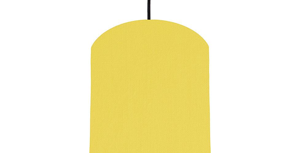 Lemon & Lime Green Lampshade - 20cm Wide