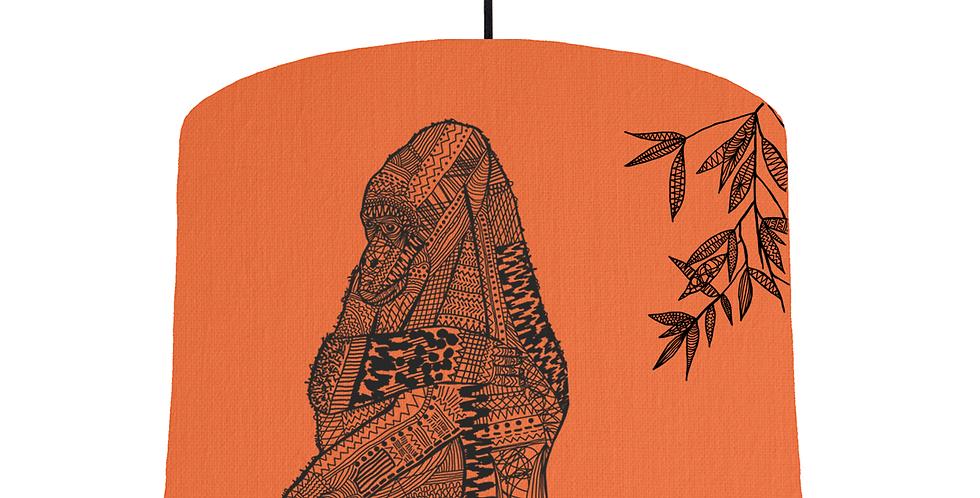 Gorilla - Orange Fabric