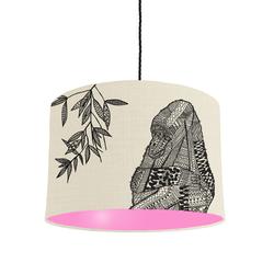 Gorilla Lampshade