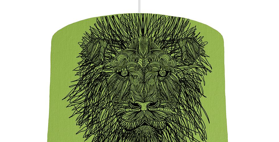 Lion Shade - Pistachio Fabric