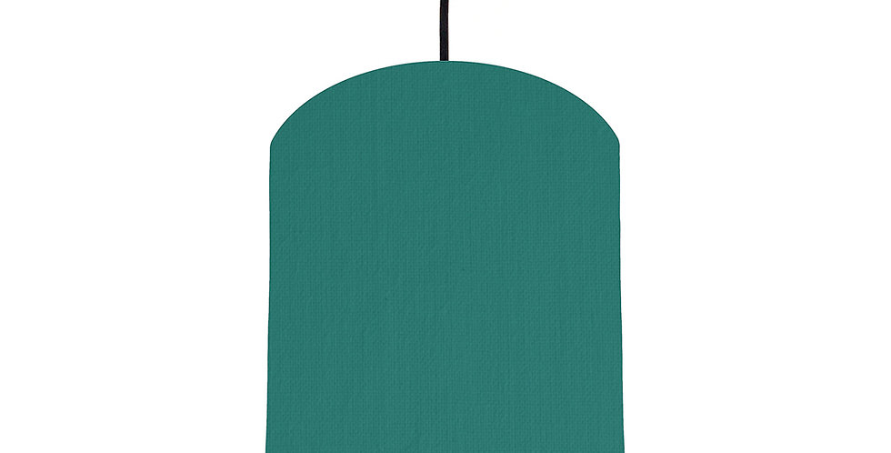 Jade & Poppy Red Lampshade - 20cm Wide