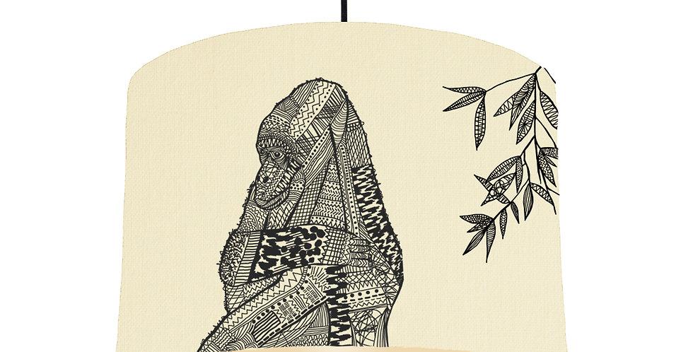 Gorilla - Natural & Ivory