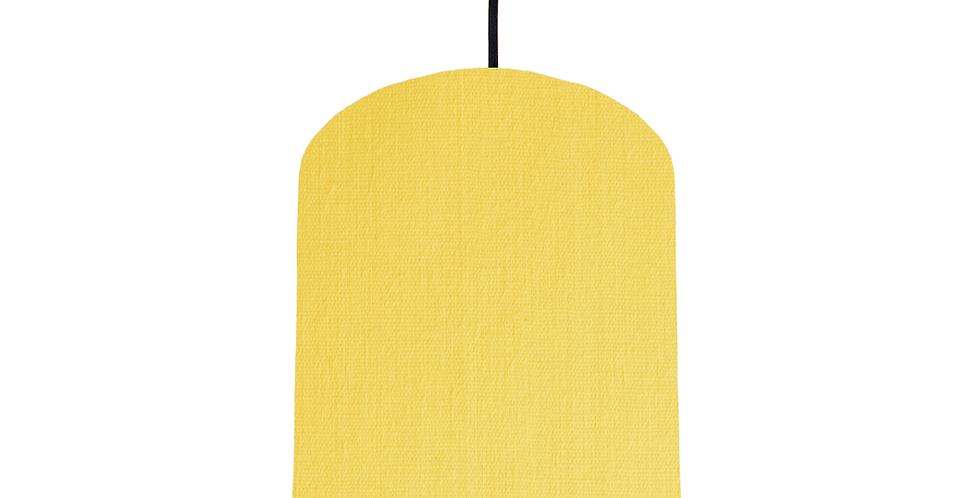 Lemon & Copper Mirrored Lampshade - 20cm Wide