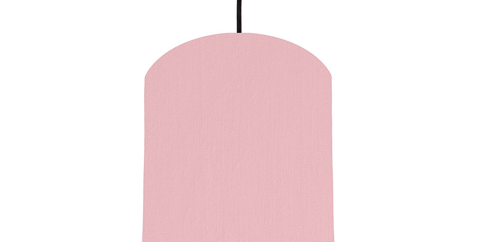 Pink & Mint Lampshade - 20cm Wide