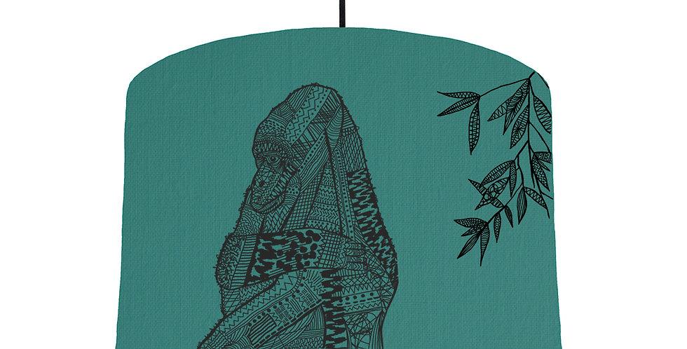 Gorilla - Jade Fabric