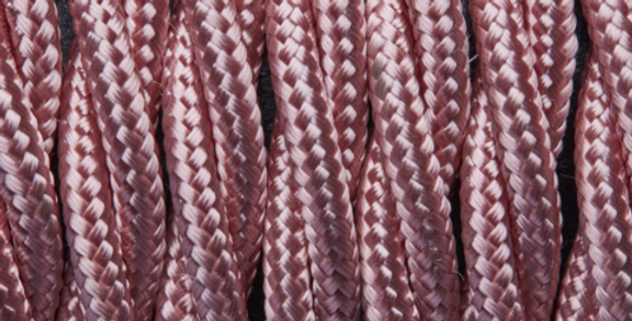 Pink - Industville Twisted Fabric Cable