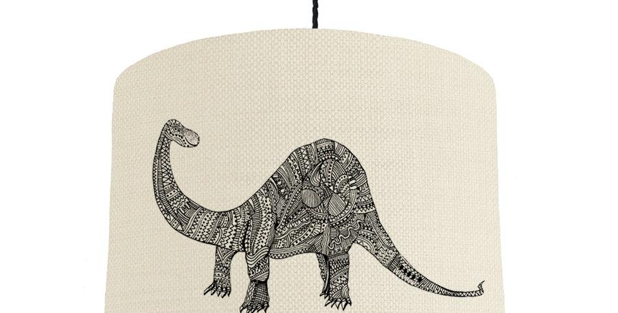 Dinosaur - Natural & Ivory Lining