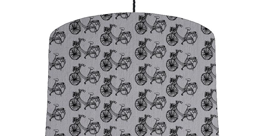 Bike - Light Grey & Copper Mirror Lining