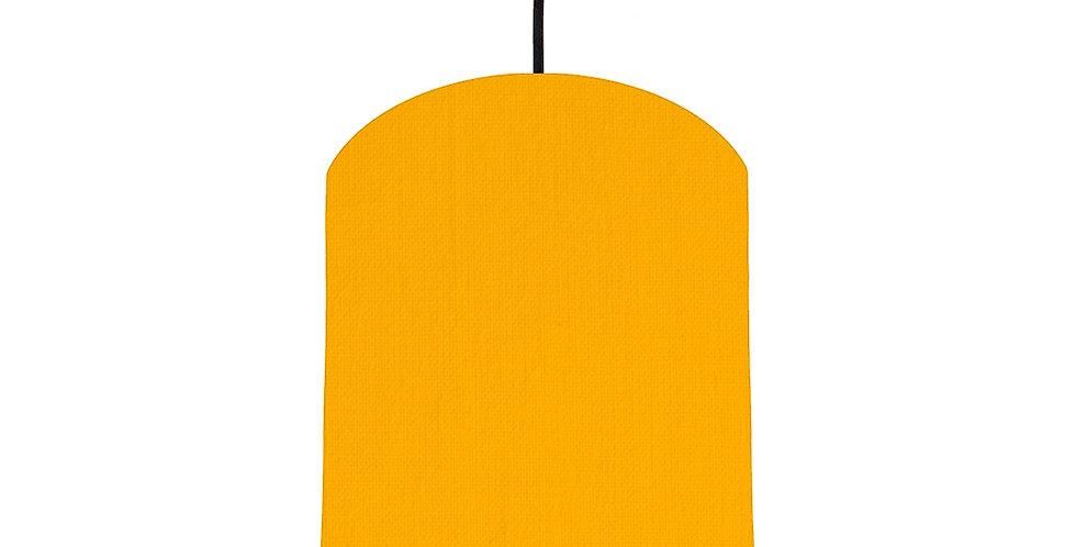 Sunshine & Orange Lampshade - 20cm Wide