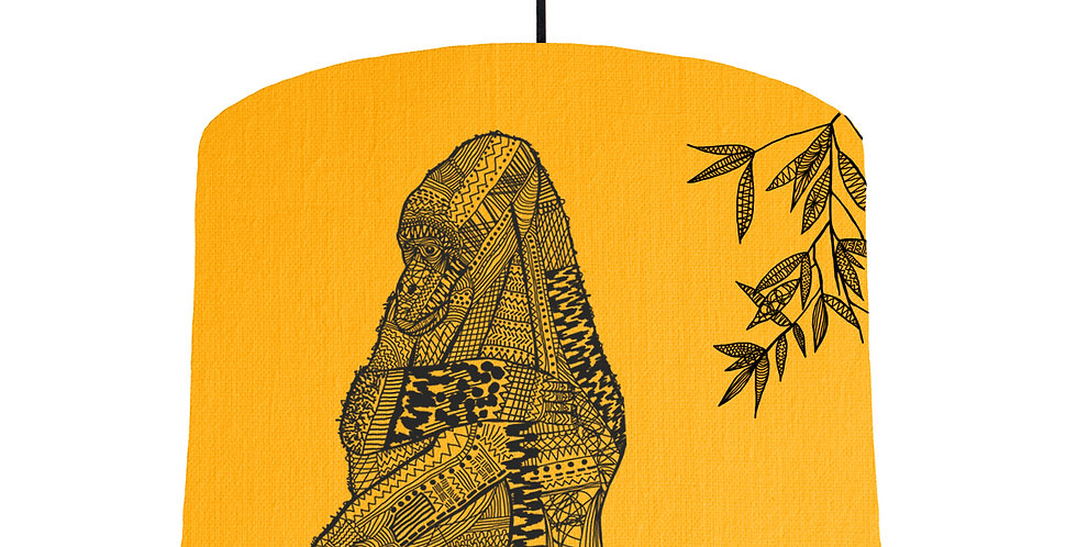 Gorilla - Sunshine Fabric
