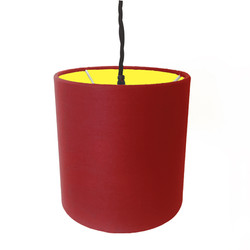 Red & Yellow Lampshade