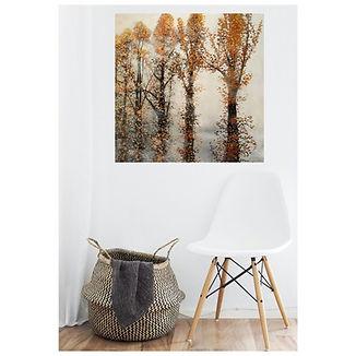 Wendy Kimberley Ar tWindsor trees insitu