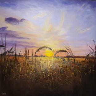 beneath a Saffron Sun (2018)