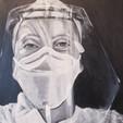 Chantel, Nurse on high dependency unit, Southampton Hospital