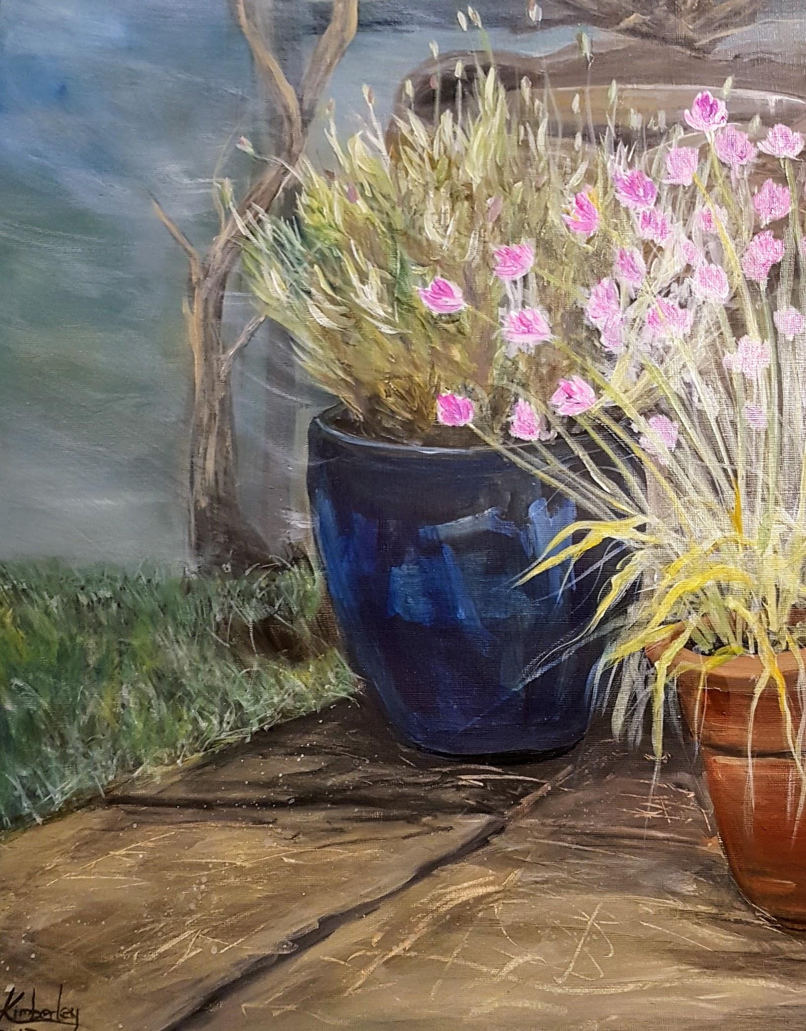 Plant pot study (2017