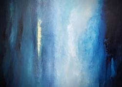 Into the Blue (2016) SOLD