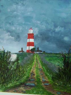 Happisburgh Lighthouse  (2010)