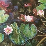 Lillies in the Secret Garden (2019)