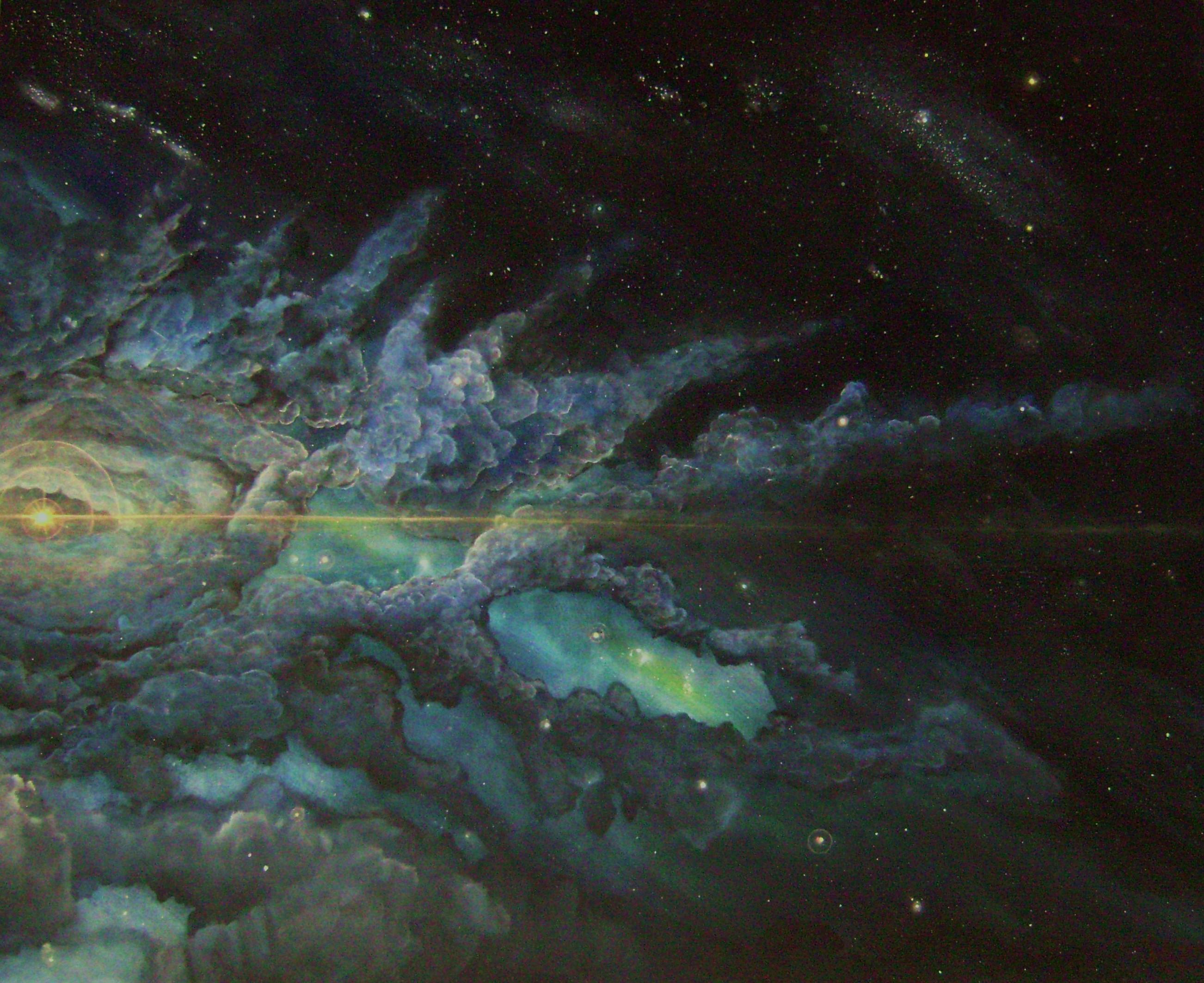Dragons eye nebula (2011)