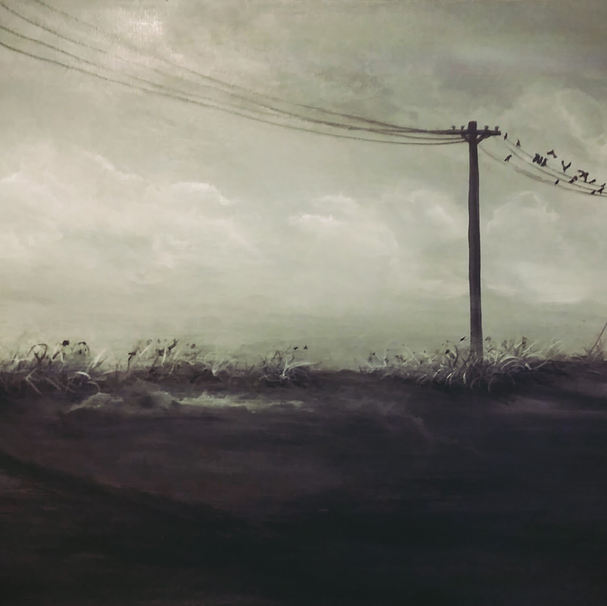 Birds on a Wire (2015)