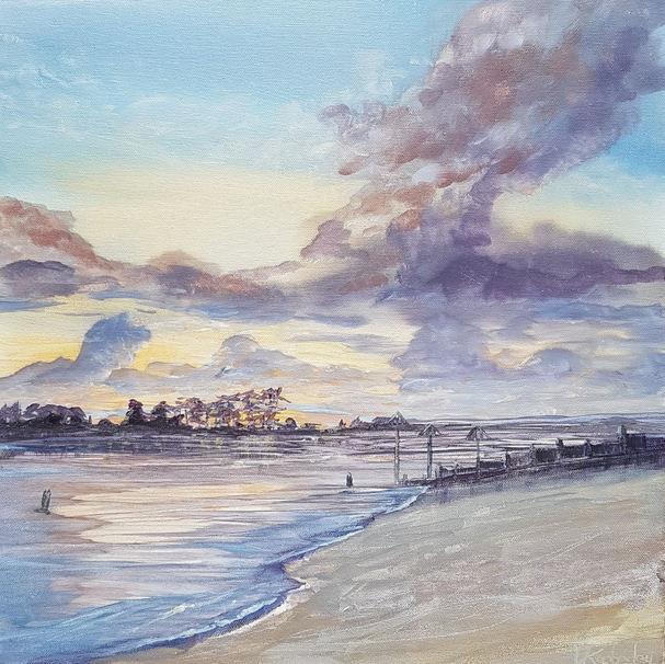 Sunrise Wells Beach (2017)