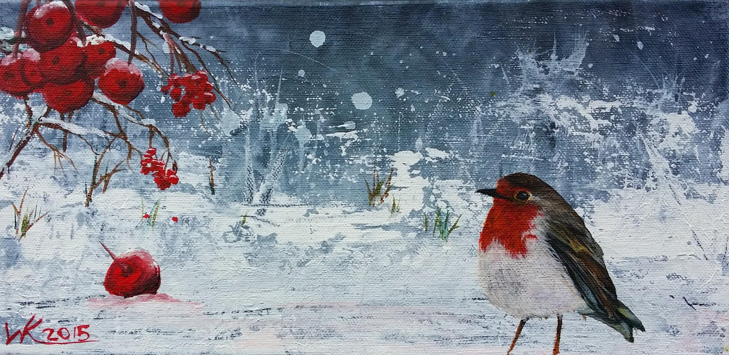 Red Berries (2015)