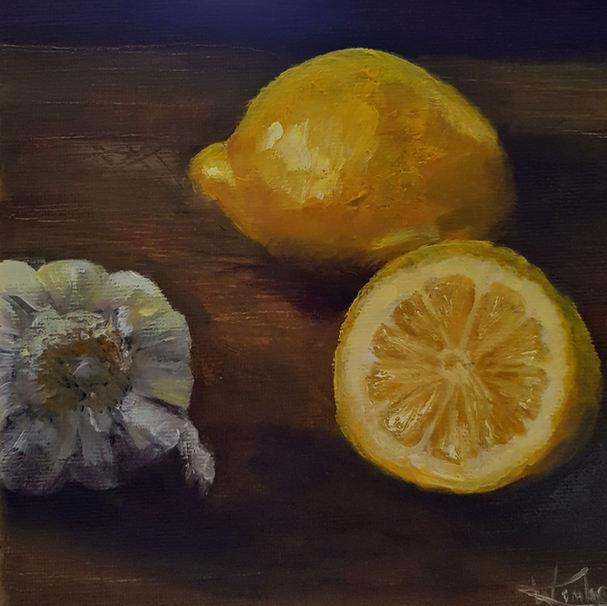 lemons and Garlic (2018)