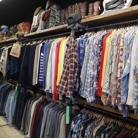 Second-Hand Clothes in Groningen