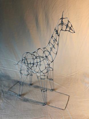 Wireform Giraffe