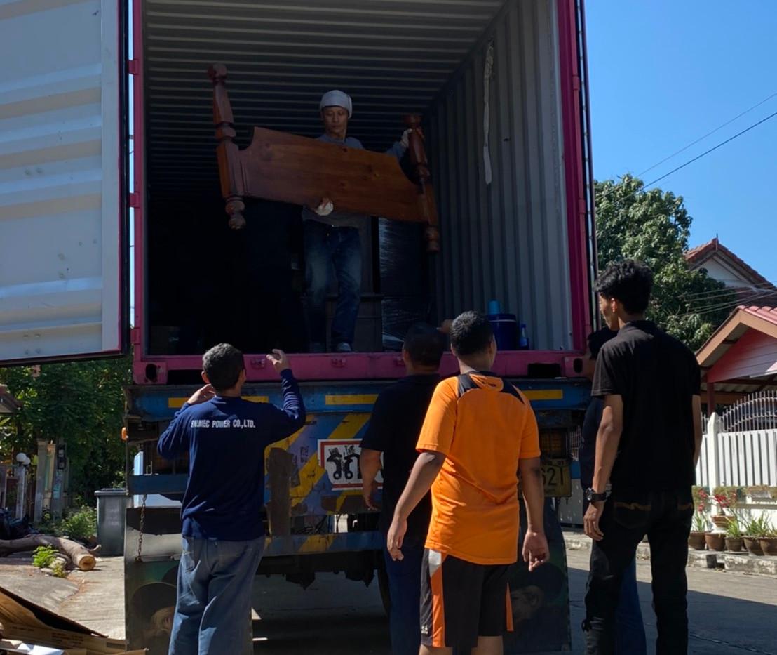 thailand unload