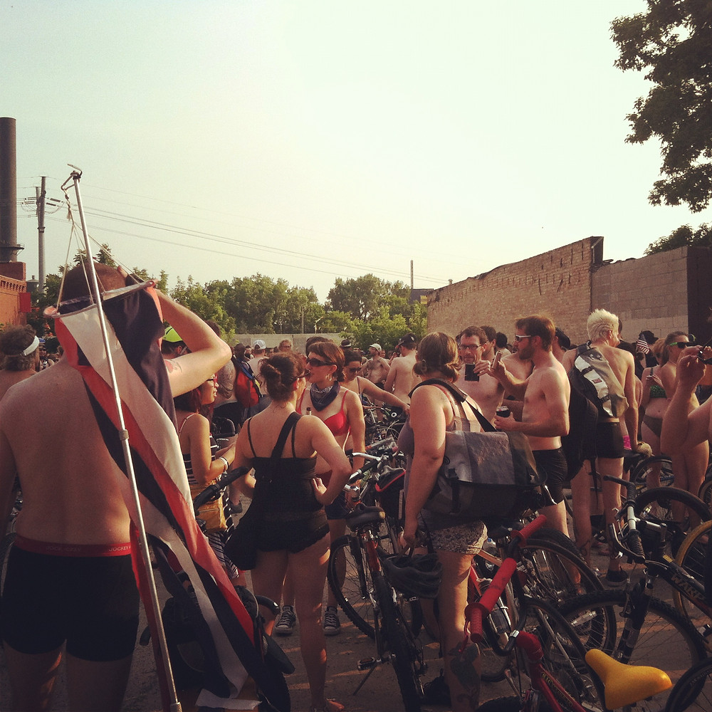 Freedom From Pants Riders, July 4, 2012